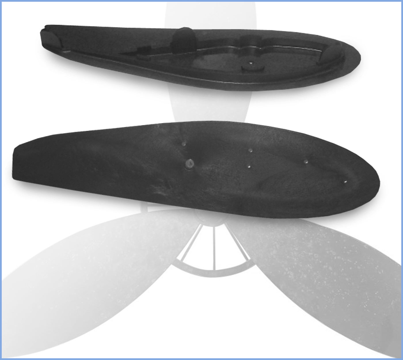 Industrial Fan Wing