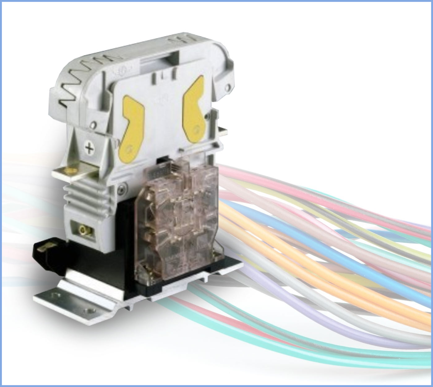 Multipolar Contactor for Electric Traction